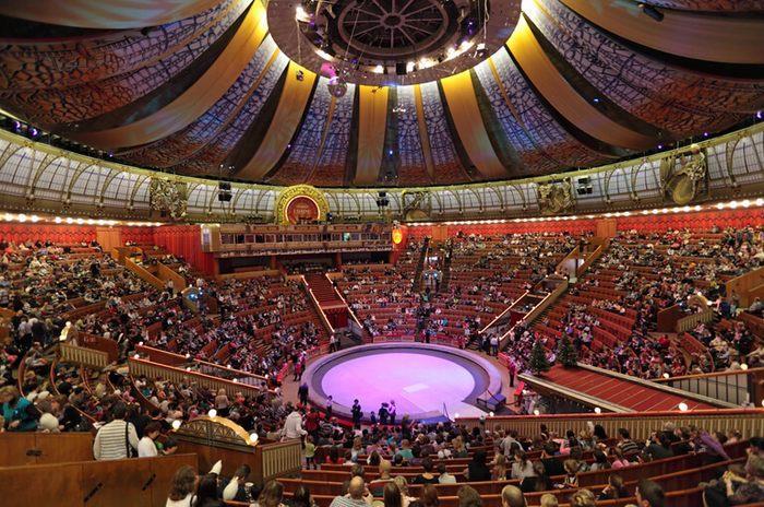 Купить билет в цирк на вернадского час пик кино афиша